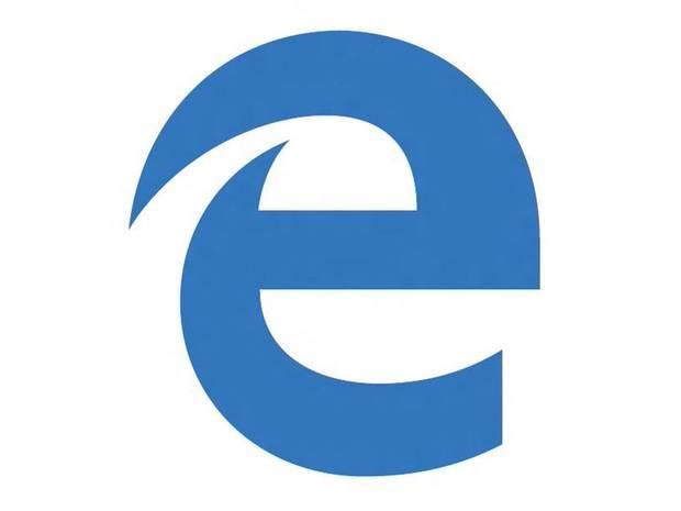 Microsoft Edgeロゴ