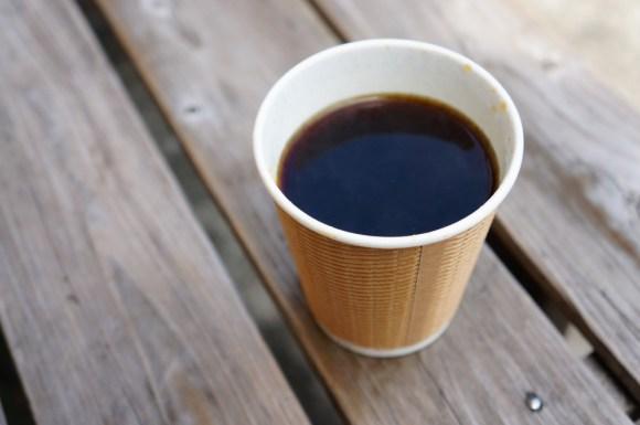 ARISEのコーヒー
