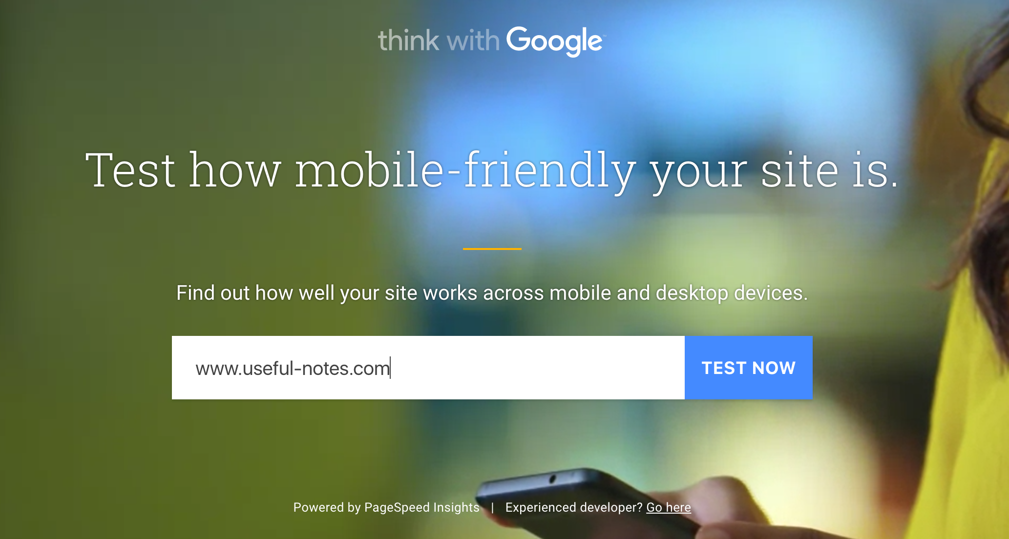 Think Mobile with Google