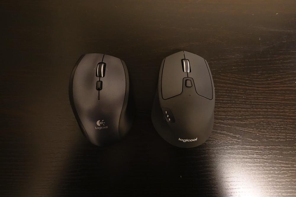 M705との比較