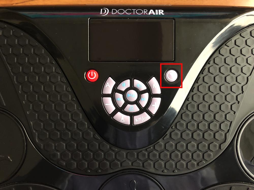 タイマーボタン