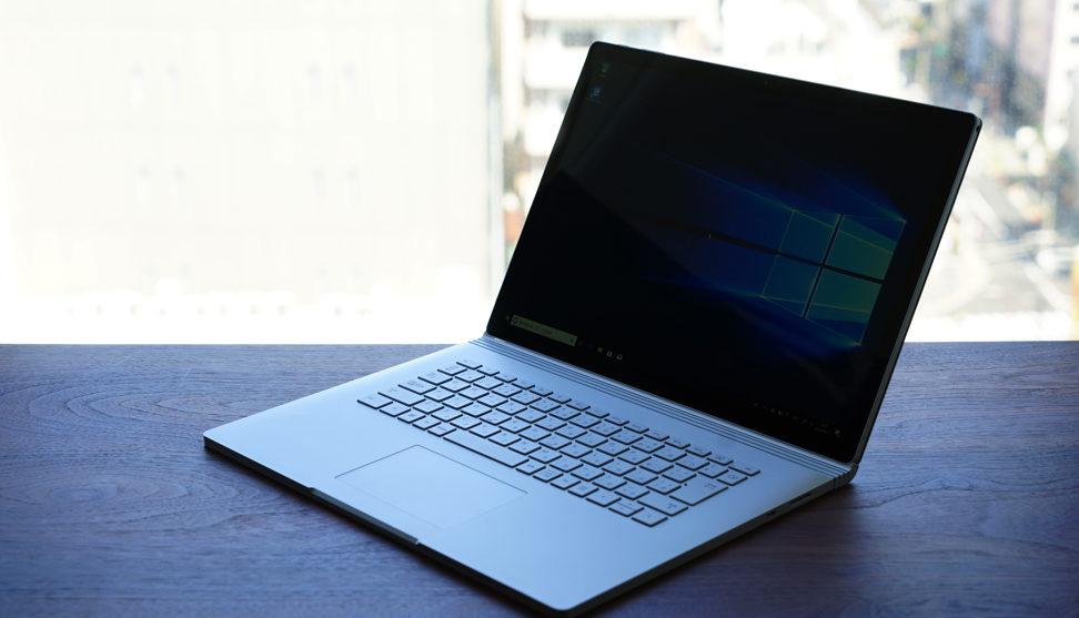 SurfaceBook本体