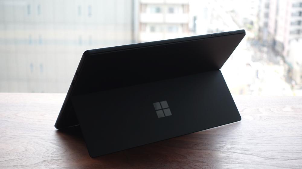 Surface Pro 6 ボディ